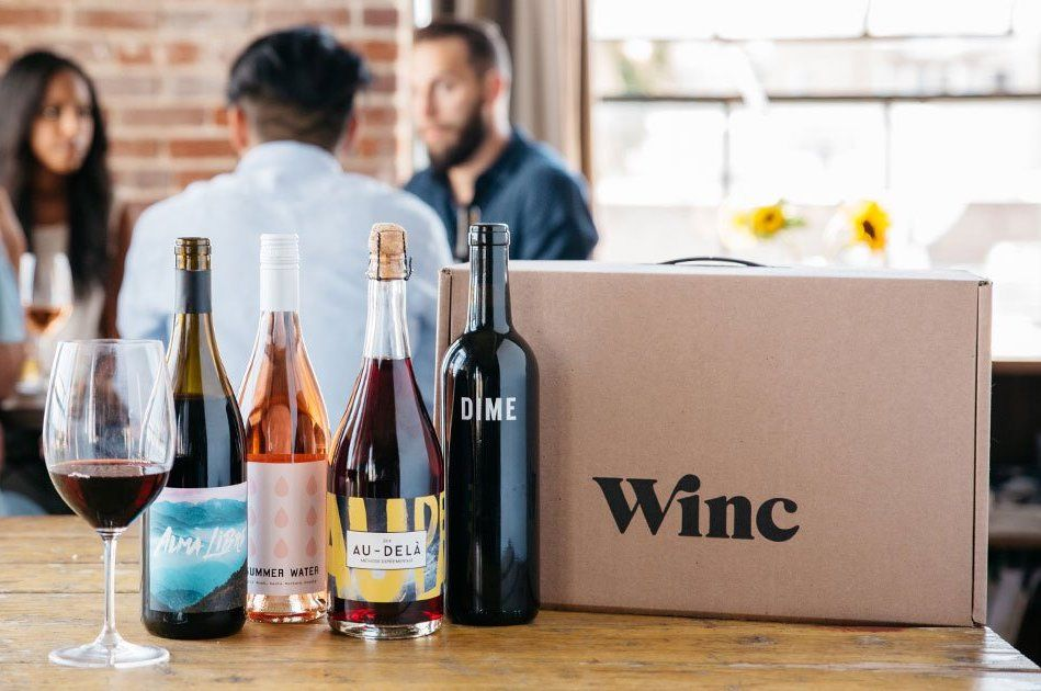 We could all use a drink after this year — save on wine from Winc