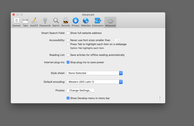 How to clear your cache on Mac