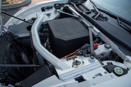A look under the Karma GSe-6 hood.