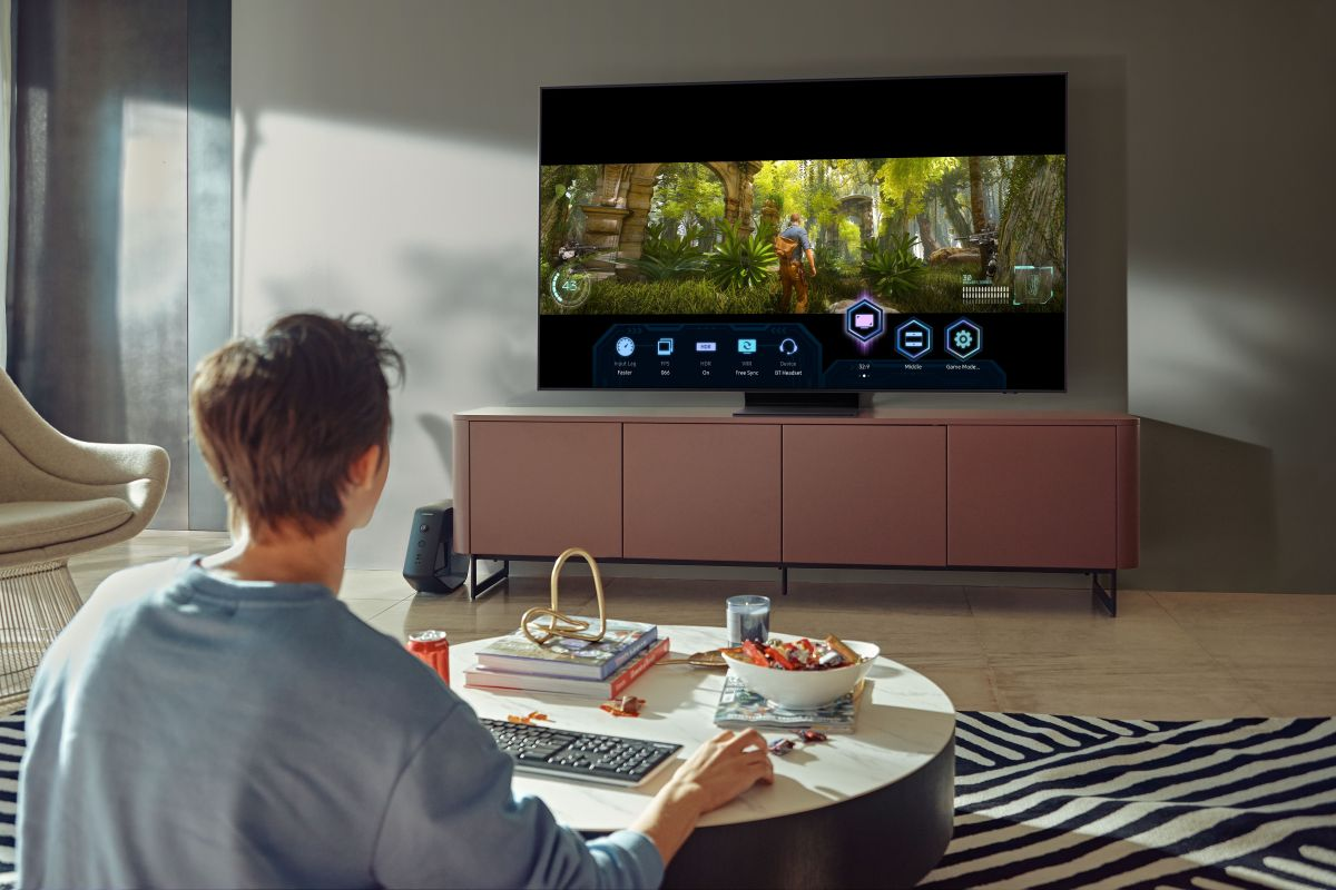 TikTok coming to Samsung smart TVs in the U.S.