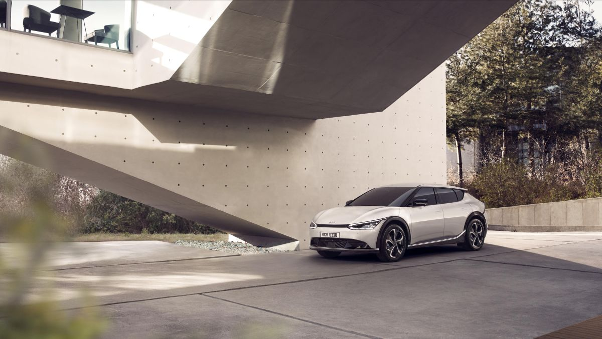 Kia reveals the EV6, its first 'dedicated' battery electric car