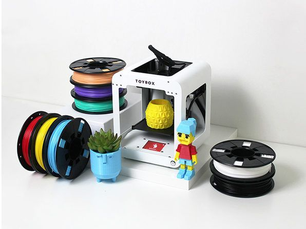 Save over 30% on a fun 3D printer for kids