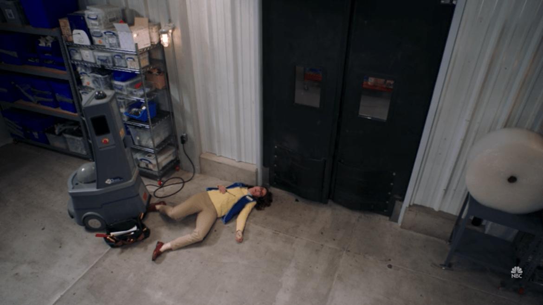 Carol, post-Glen electrocution
