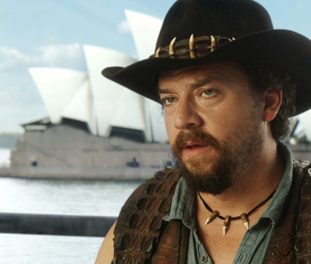 Danny Mcbride Not Playing A Son Of Crocodile Dundee