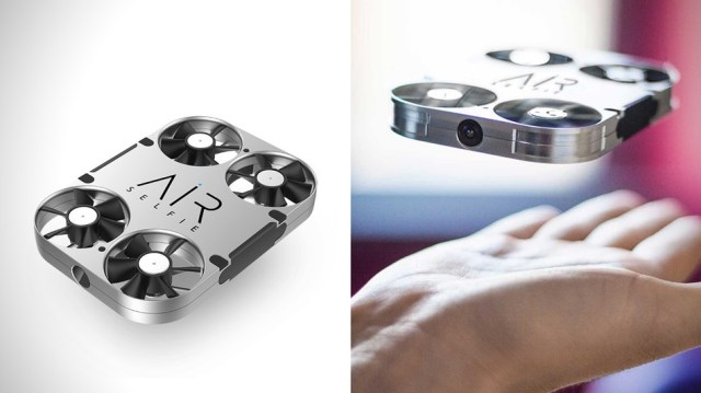 Remember The Air Selfie Drone Its Back And More Basic In The Best Way Possible
