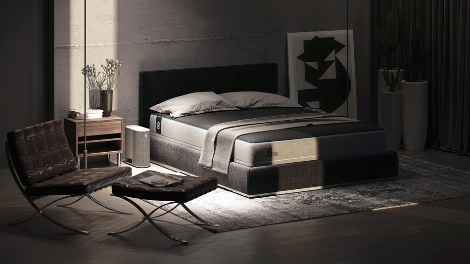 Didn't think your mattress could be high tech? Think again.
