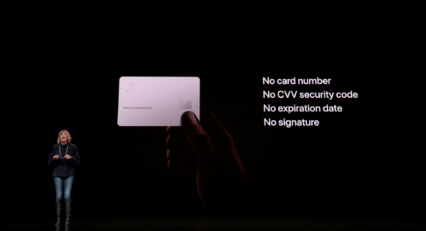 iPhone: The IRL card.