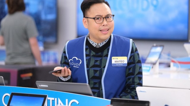 Nico Santos' character Mateo Liwanag was a central player in the Season 4 finale of 'Superstore.'