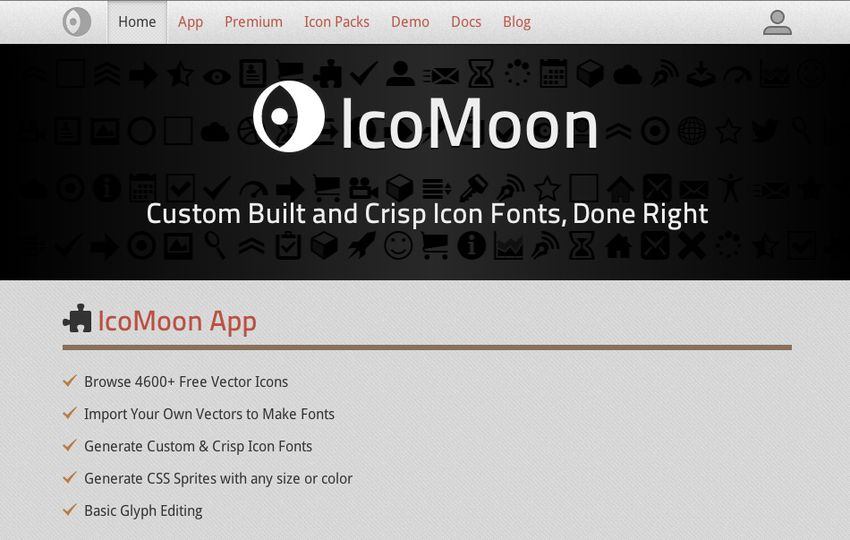 Download 8 Great Icon Font Generators to Give Your Site a Custom Feel