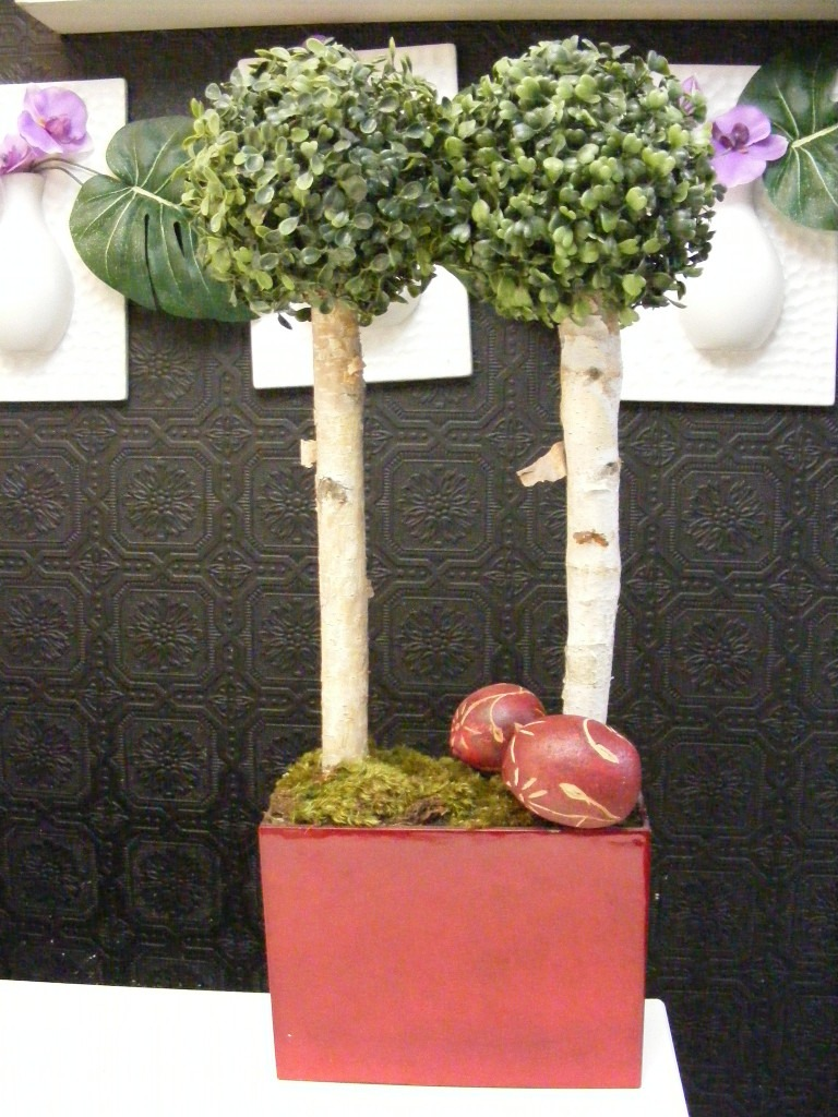 Moss a beautiful floral accessory
