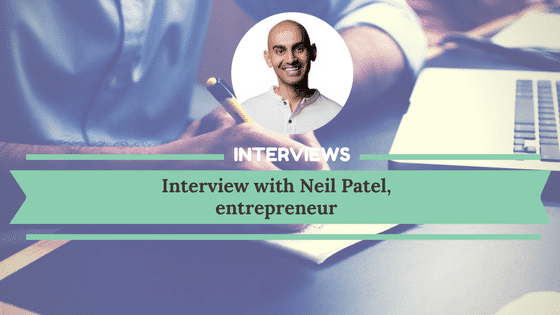 Interview with Neil Patel