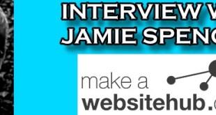 Jamie Spencer - MakeAWebsiteHub.com