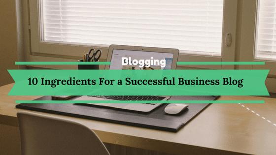 Successful Business Blog