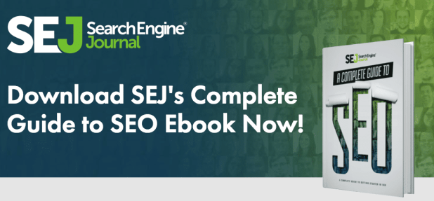 Search Engine Journal guide to SEO