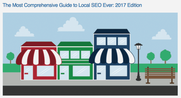 The Most Comprehensive Guide to Local SEO Ever- 2017 Edition