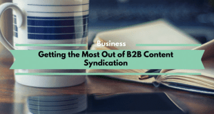 B2B Content Syndication