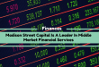 Madison Street Capital Is A Leader In Middle Market Financial Services
