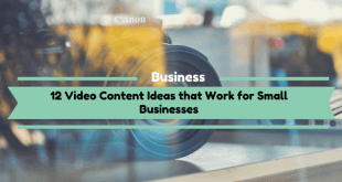 Video Content Ideas that Work for Small Businesses