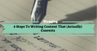 Writing Content That Converts