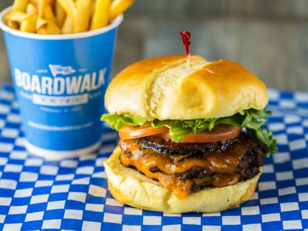 Boardwalk Burger
