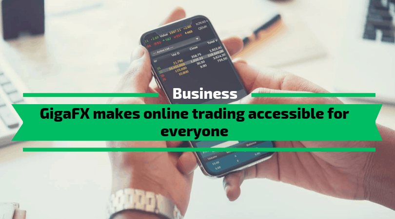 GigaFX makes online trading accessible for everyone