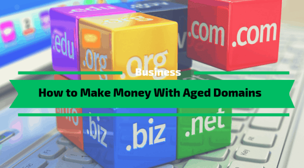 How to Make Money With Aged Domains