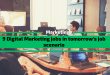 9 Digital Marketing Jobs in tomorrow's job scenario