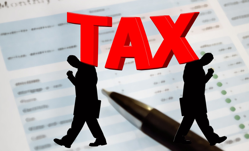 税金の申告について