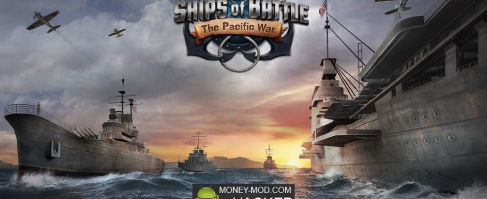 Ships of Battle The Pacific (Gold, Cash)