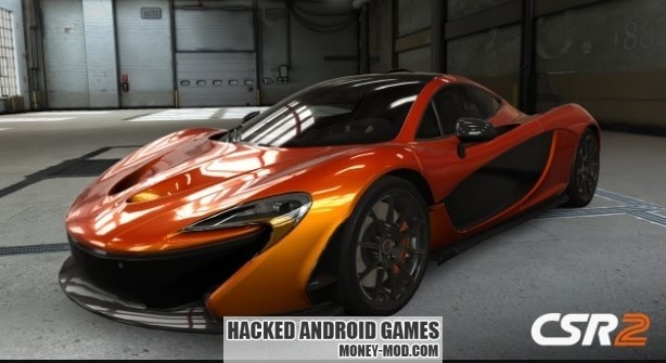 Hacked CSR Racing 2 Mod iOS, Android