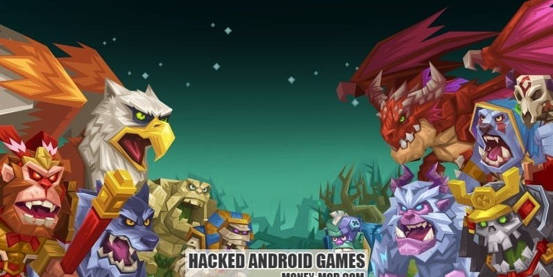 Hacked Tactical Monsters (Mod)