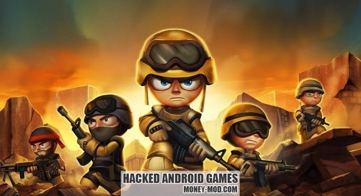 Tiny Troopers 2 Special Ops (Mod Money, Unlocked)