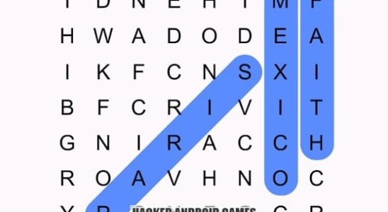 Hacked Word Search Epic Mod