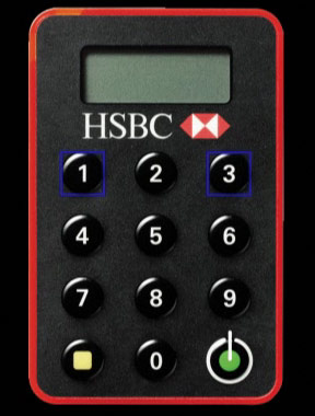HSBC Secure Key