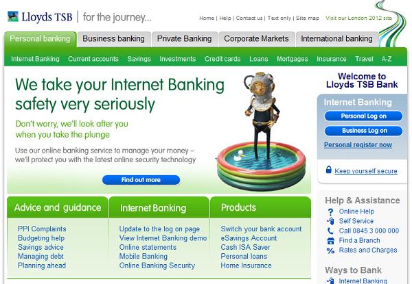 Tsb Personal Banking Online