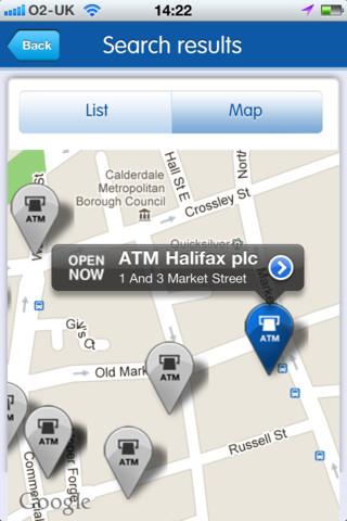 Halifax iPhone App
