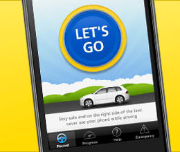 Aviva RateMyDrive app