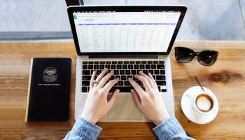 monitor your portfolio in google docs money watch