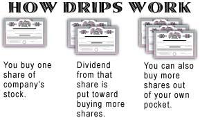 How DRIPs work