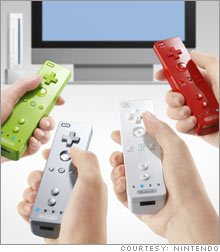 Nintendo's new controllers
