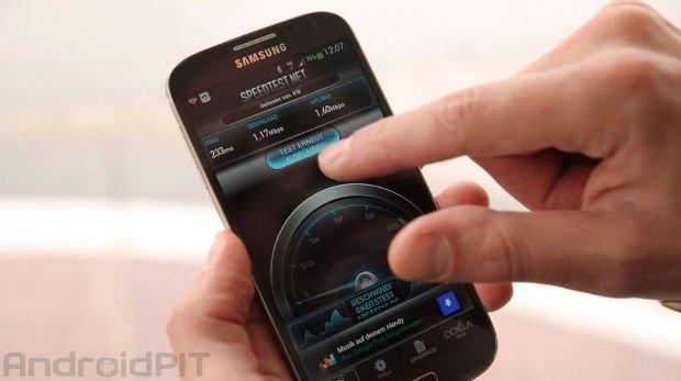 Как включить 4G на Samsung Galaxy S4