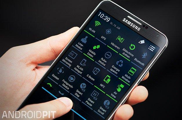 Как восстановить заводские настройки Galaxy Note 3 для повышения производительности