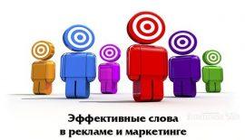 Топ-100: Самые эффективные слова в рекламе и маркетинге