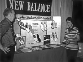 История бренда New Balance