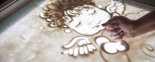 Бизнес-идея: Студия рисования песком