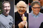 Что советуют миллиардеры из первой десятки рейтинга Forbes