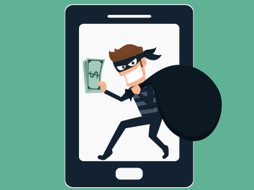 secure your money from hackers