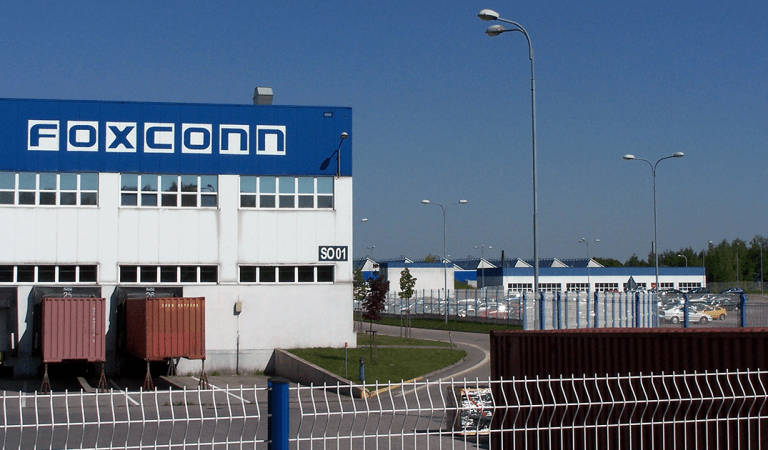 Foxconn, the Chinese company that builds your phone, is coming to America