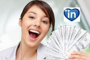 Generate a passive income from linkedin