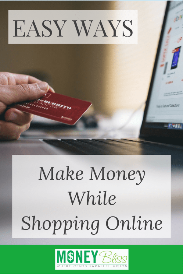 Easy Ways to Make Money While Shopping Online